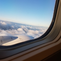 Cruising in the skies