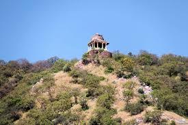Samadhi of Guru Balu Nath